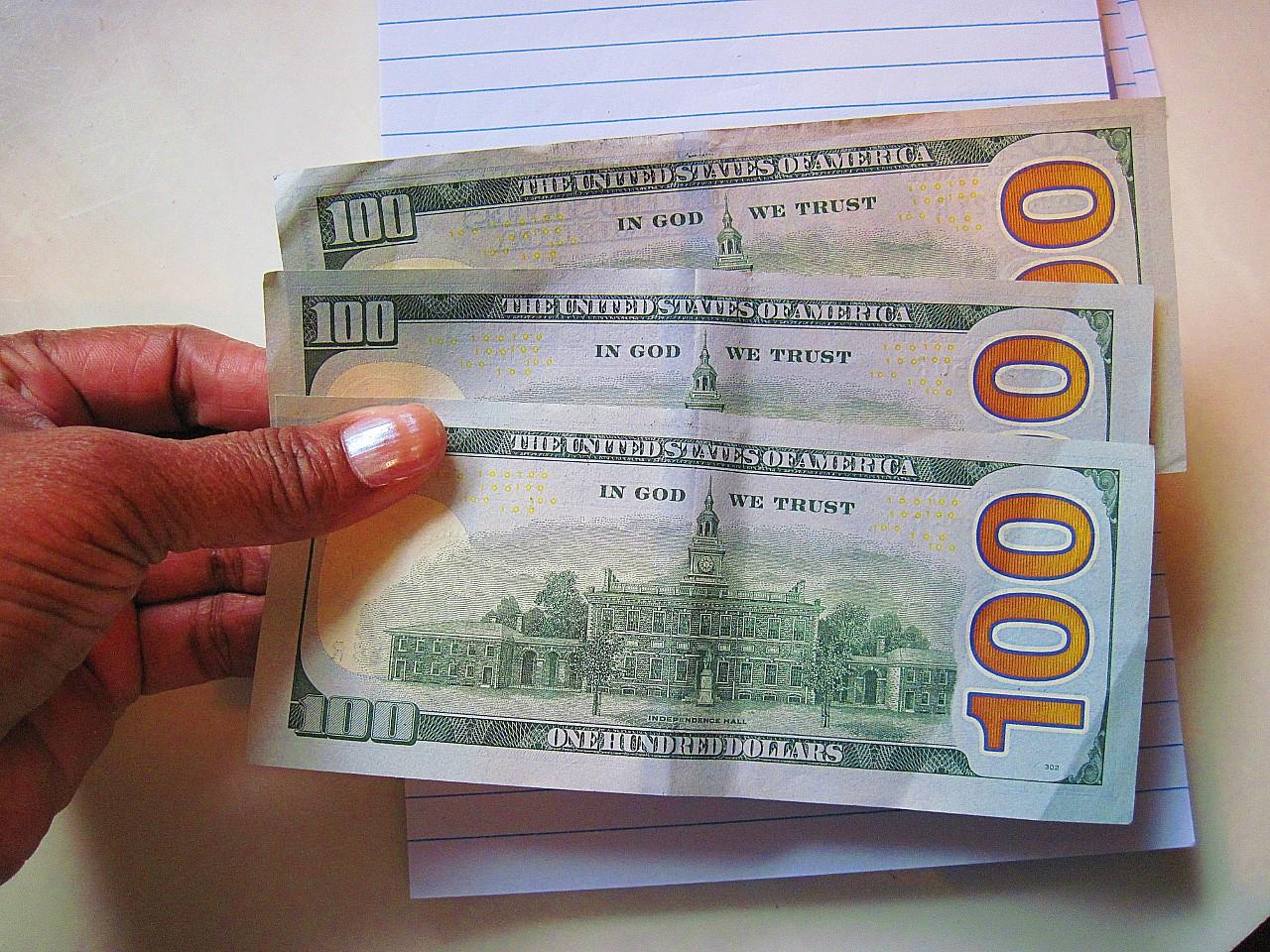 Fresh Collard Greens Money