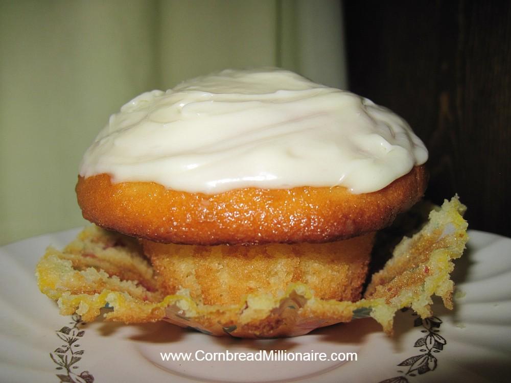 Cream Cheese Cake Mix Cupcakes