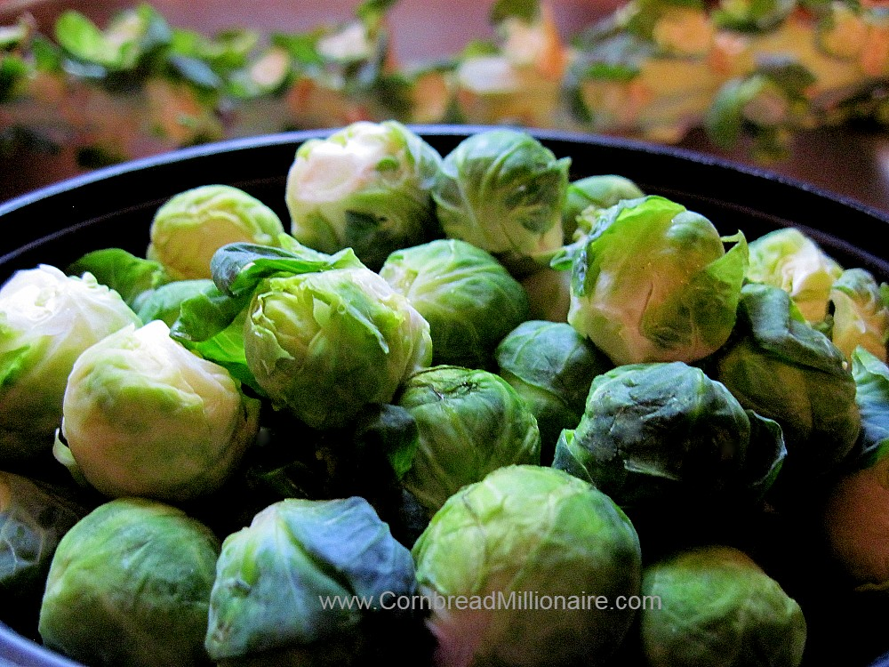 Brussels Sprouts Fresh