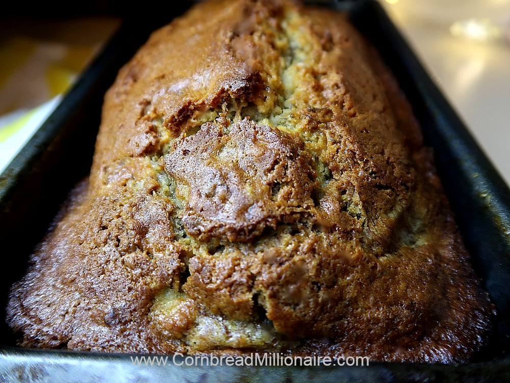 Banana Bread Updated Loaf