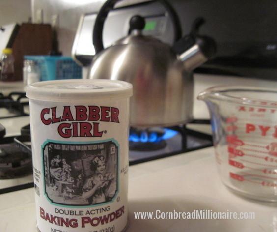 Baking Powder Freshness Test