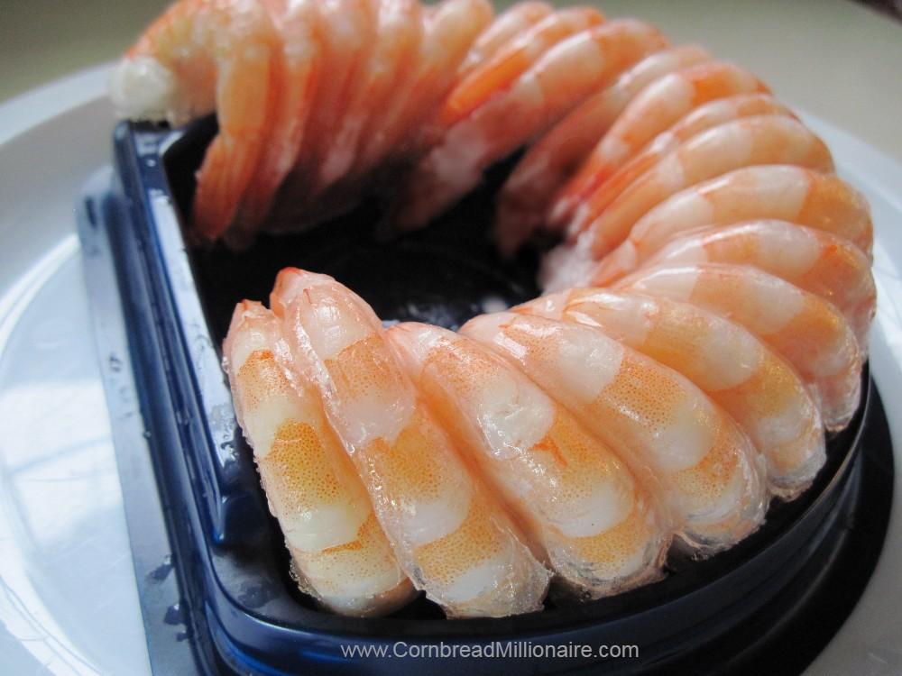 Creamy Shrimp Alfredo