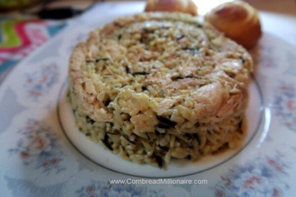 Chicken Long Grain Wild Rice