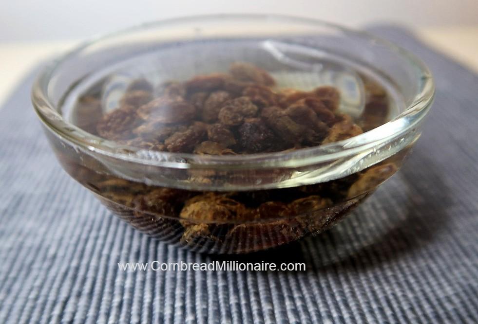 Bread Pudding Raisins